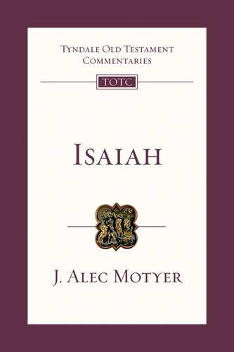 9781844743346: Isaiah (Tyndale Old Testament Commentary Series)