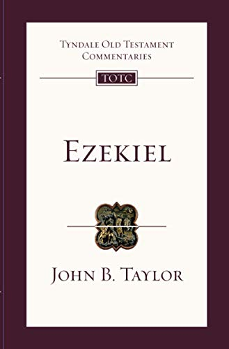 9781844743360: Ezekiel: An Introduction and Commentary (Tyndale Old Testament Commentaries)