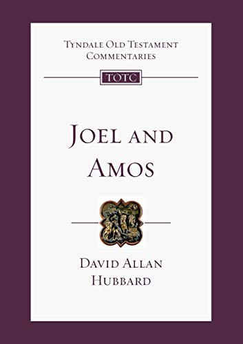 9781844743599: Joel and Amos: An Introduction and Commentary (Tyndale Old Testament Commentaries)