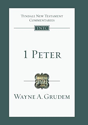 9781844743636: 1 Peter: An Introduction and Commentary (Tyndale New Testament Commentaries)
