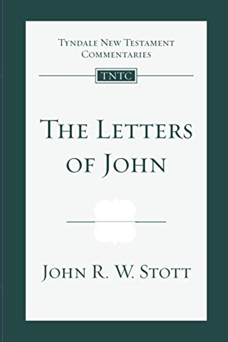9781844743650: The Letters of John: An Introduction and Commentary (Tyndale New Testament Commentaries)