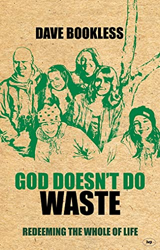 9781844744732: God doesn't do waste