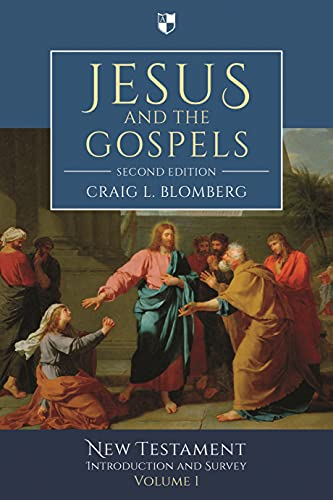 Jesus & the Gospels 2nd Edition (1844745740) by Craig Blomberg
