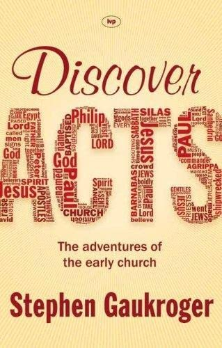9781844749034: Discover Acts: The Adventures of the Early Church