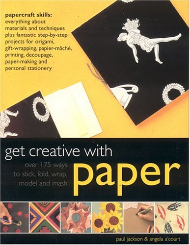 9781844760282: Get Creative with Paper