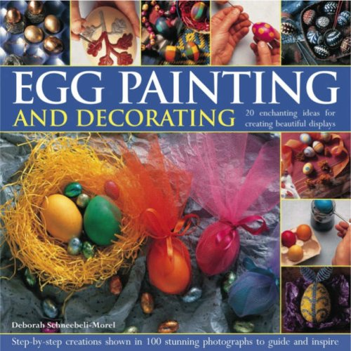 9781844763399: Egg Painting and Decorating: 20 Charming Ideas For Creating Beautiful Displays