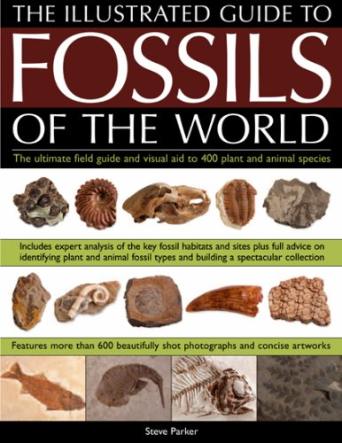 An Illustrated Guide to the Fossils of the World: A full-color directory and identification aid to ...