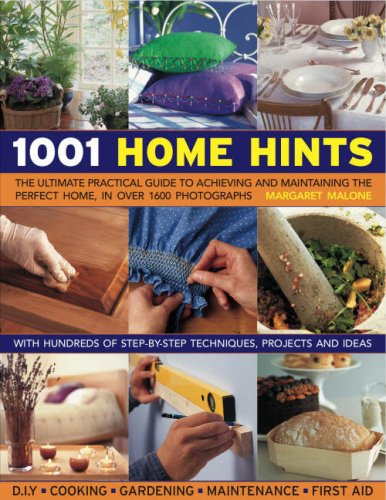 1001 Home Hints: McHoy, Peter, Maxwell,