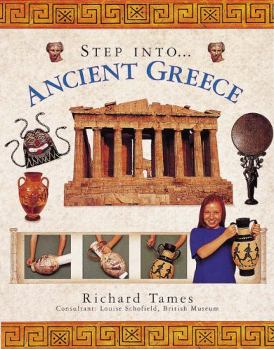 9781844765102: Step Into: Ancient Greece