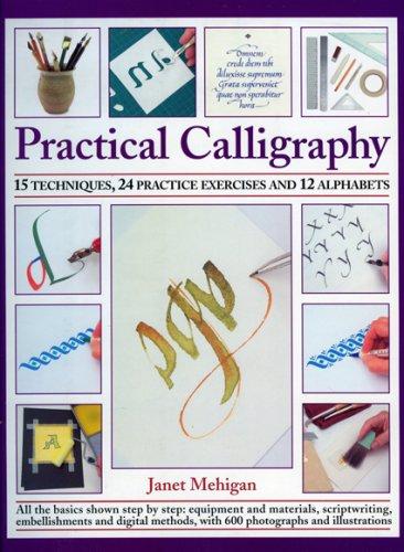 Practical Calligraphy: Mehigan, Jan