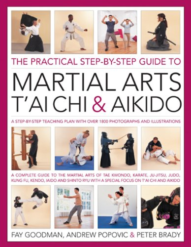 The Practical Step-By-Step Guide To Martial Arts,: Fay Goodman, Andrew