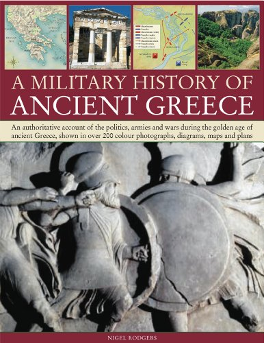A Military History of Ancient Greece: Rodgers, Nigel
