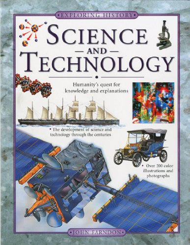 9781844765591: Science and Technology (Exploring History)