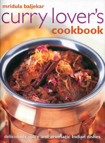 9781844766642: Curry Lover's Cookbook