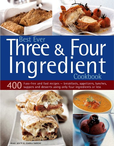 9781844767311: Best Ever Three & Four Ingredient Cookbook