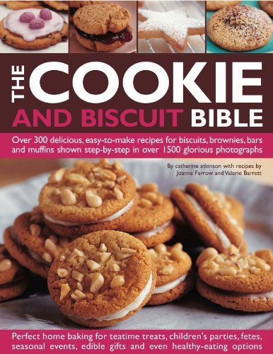 9781844767328: The Cookie and Biscuit Bible