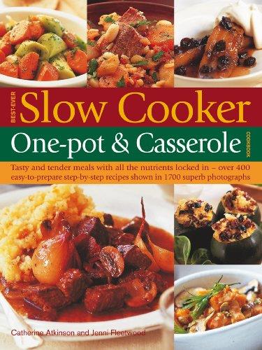 9781844767380: Best-Ever Slow Cooker, One-pot & Casserole Cookbook
