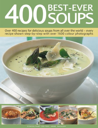 9781844767397: The Complete Book of 400 Soups