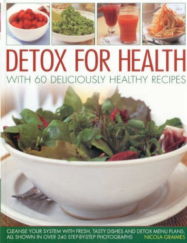 9781844767984: Detox for Health with 50 Deliciously Healthy Recipes (Kitchen Doctor)