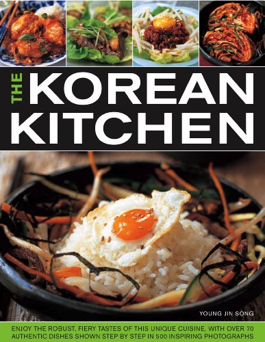 The Korean Kitchen: Young Jin Song