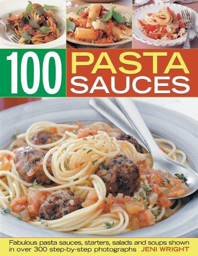 9781844768257: 100 Pasta Sauces