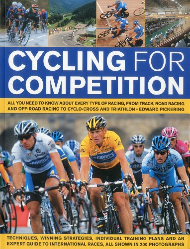 Cycling for Competition: Pickering, Edward