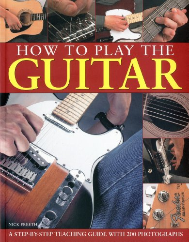 9781844768721: How to Play the Guitar