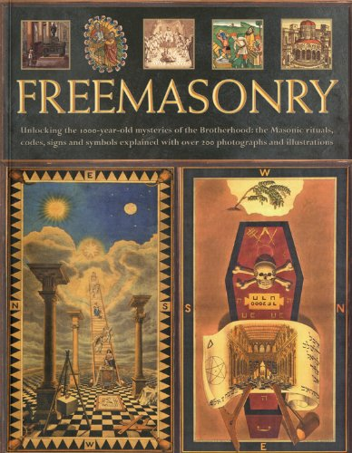 The Secret History of Freemasonry: Unlocking the: Harwood, Jeremy