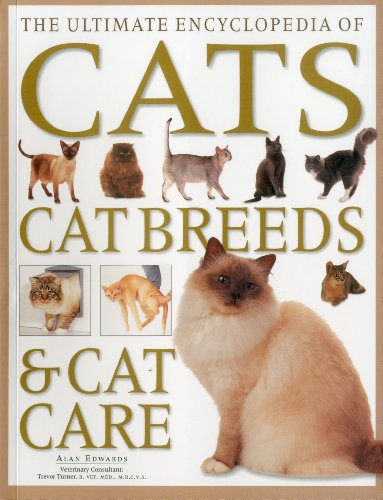 9781844768974: Ultimate Encyclopedia of Cats, Cat Breeds and Cat Care
