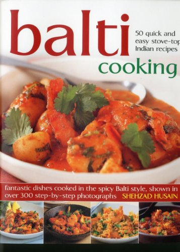 Balti Cooking: Husain, Shehzad