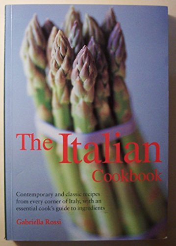 9781844770717: The Italian Cookbook