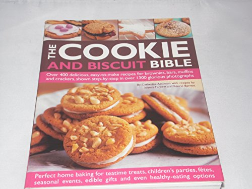 9781844772124: The Cookie and Biscuit BIBLE
