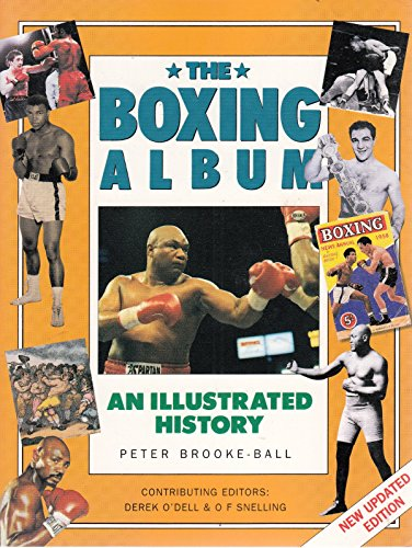 9781844773251: The Boxing Album : An Illustrated History