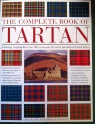 9781844773473: The Complete Book of Tartan