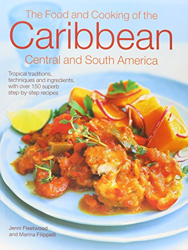 9781844773602: The Caribbean, Central & South American cookbook