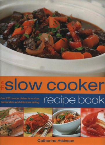 9781844773756: Slow Cooker Recipe Book
