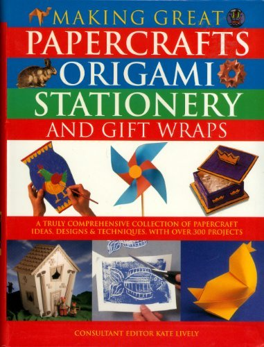9781844775057: Making Great Papercrafts Origami Stationery and Gift Wraps