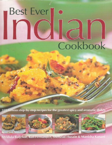 9781844775149: Best Ever Indian Cookbook
