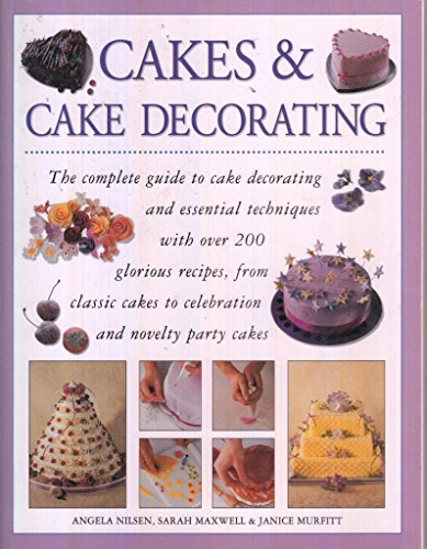 9781844775200: Cakes and Cake Decorating