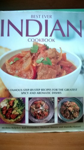 9781844775750: Best Ever Indian Cookbook
