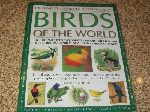 9781844775835: The Complete Illustrated Encyclopedia of Birds of the World