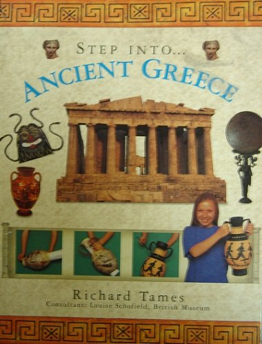 9781844776863: Step Into....Ancient Greece