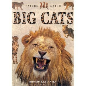 9781844776986: Big Cats (Nature Watch)