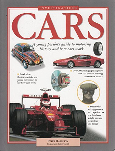 CARS (Investigations): Peter Harrison