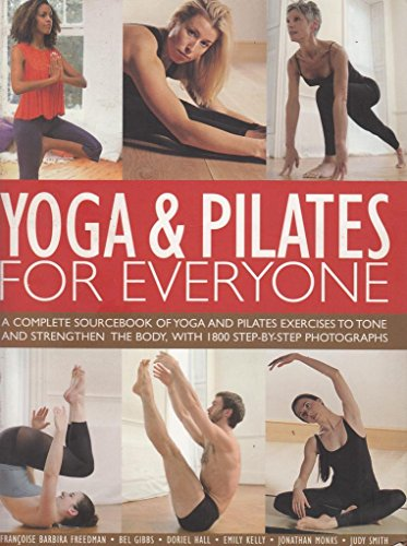 9781844777679: Yoga and Pilates for Everyone