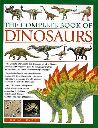 9781844778263: The Complete Book of Dinosaurs