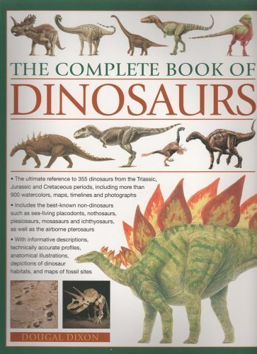 9781844778270: The Complete Book of Dinosaurs