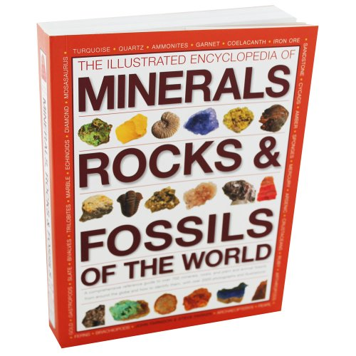 9781844779222: The Illustrated Encyclopedia of Minerals, Rocks & Fossils of the World