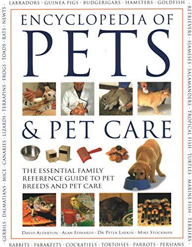 The Complete Book of Pets & Pet Care: David Alberton, et. al.