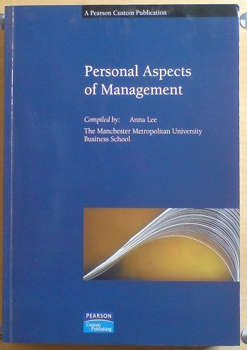 Personal Aspects of Management: Laurie J Mullins,Stephen